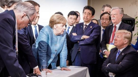 G-7 Summit AFP photo